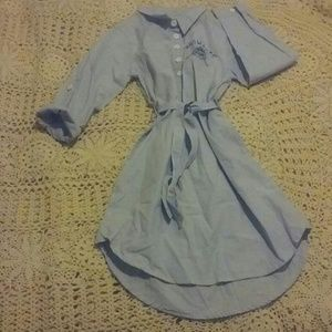 Harry Potter Girls Shirt Dress